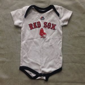 Baby Red Sox Onesie